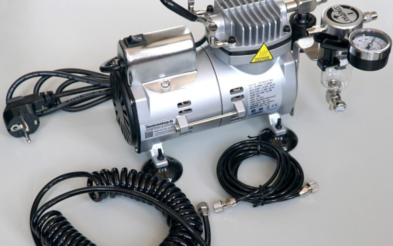Choose The Airbrush Compressor By Reading Reviews