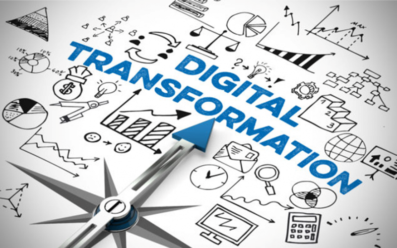 5 Services For Business Process Management And Digital Transformation Of Business