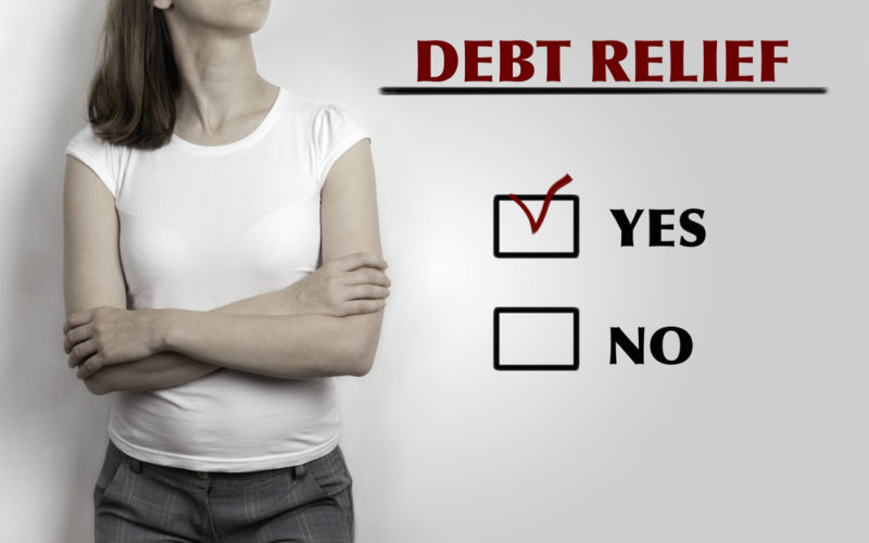 Debt Relief- Getting The Financial Help You Need
