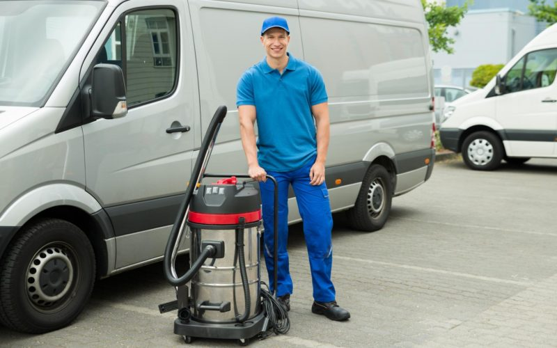 Factors To Consider When Buying An Industrial Vacuum