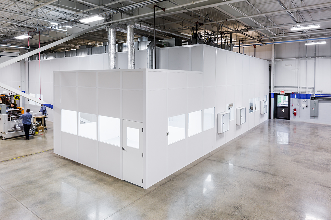 Choose Modular Cleanrooms For Contamination-Free Workspace