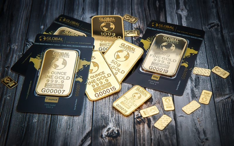 Selling Gold Bullion
